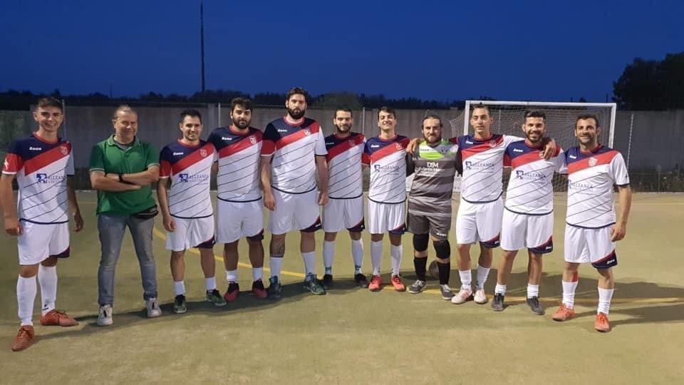 Sanarica Campione Provinciale Calcio a 5 Maschile (Open C.S.I)