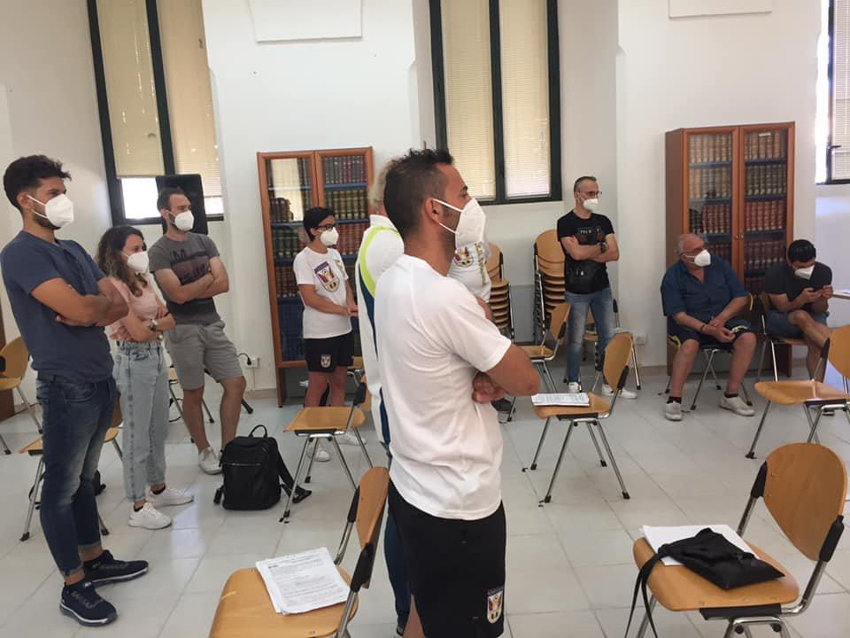 il nuovo corso BLSD - A.S.D. Sanarica
