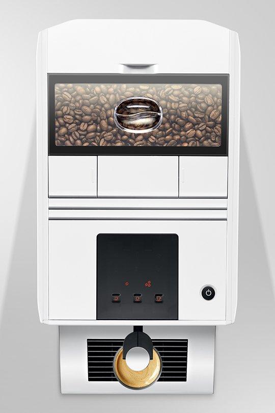 Компактная кофемашина на одну порцию кофе
