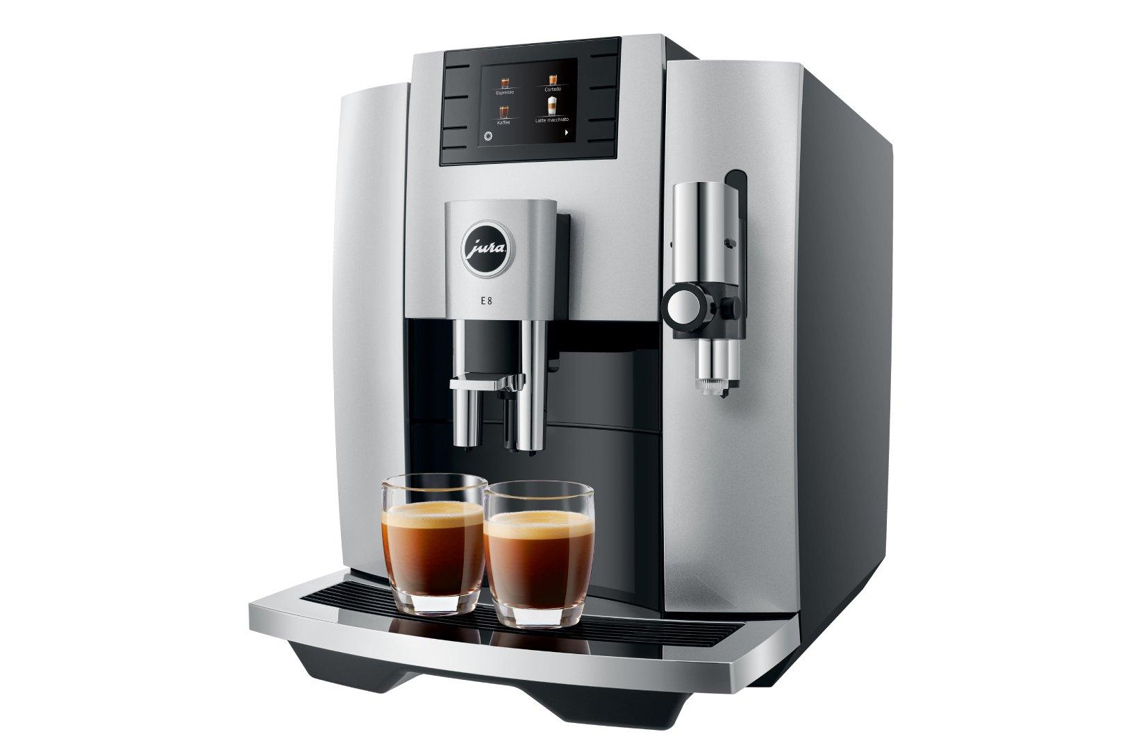 Две порции кофе одновременно