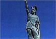 Victoire du chef germain Arminius