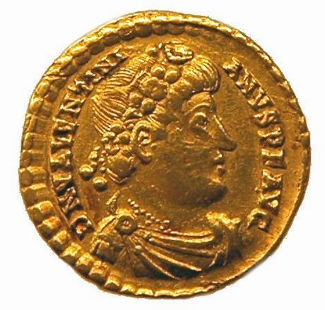 L'empereur Valentinien