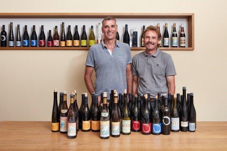 Ueli et Jurg Liesch