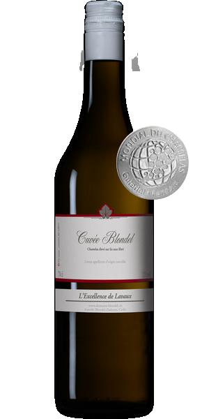 La Cuvée Blondel nouveau vin Domaine Blondel