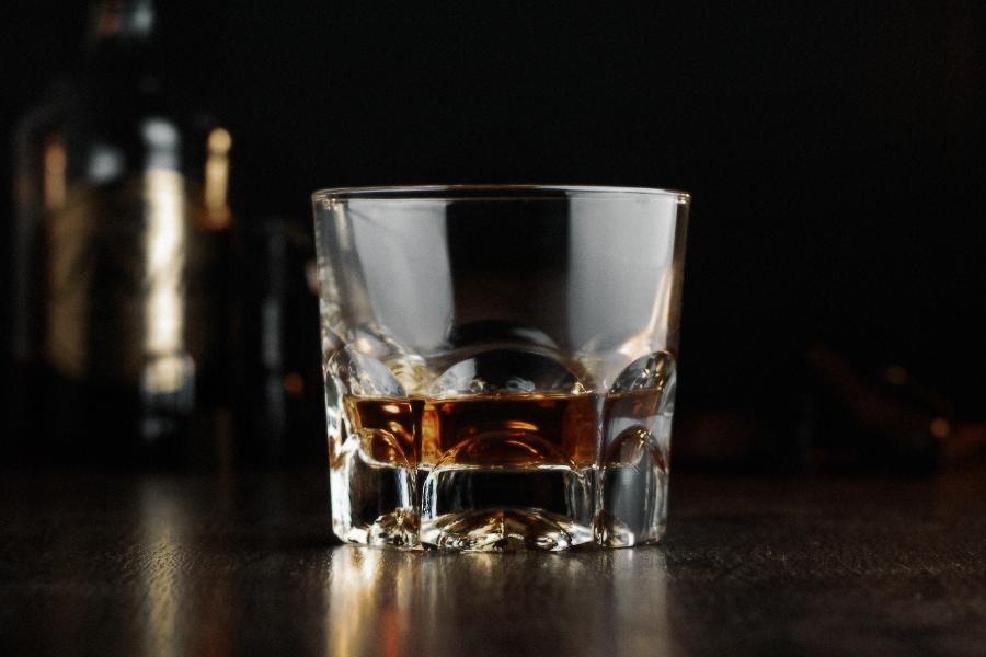 verre de whisky single malt