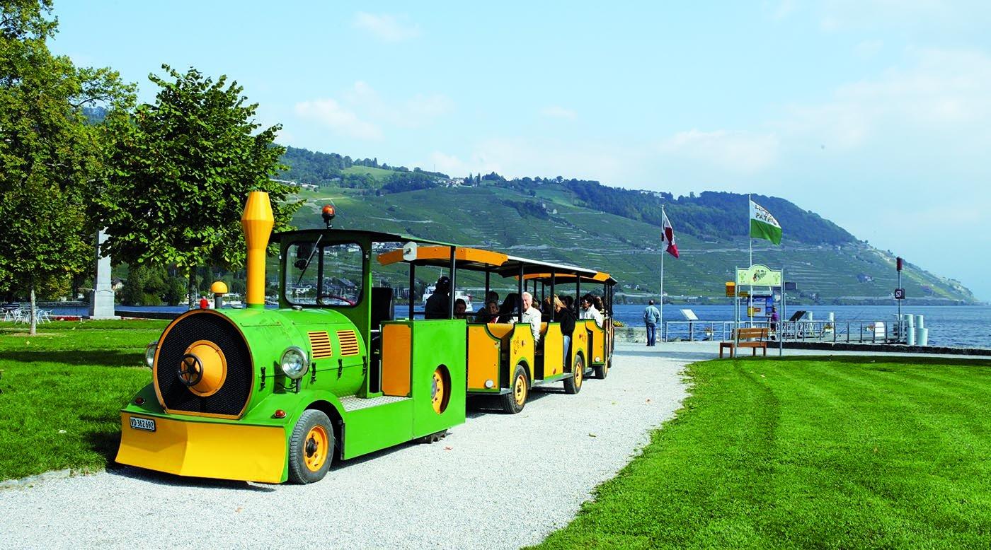 Le train du Lavaux Express