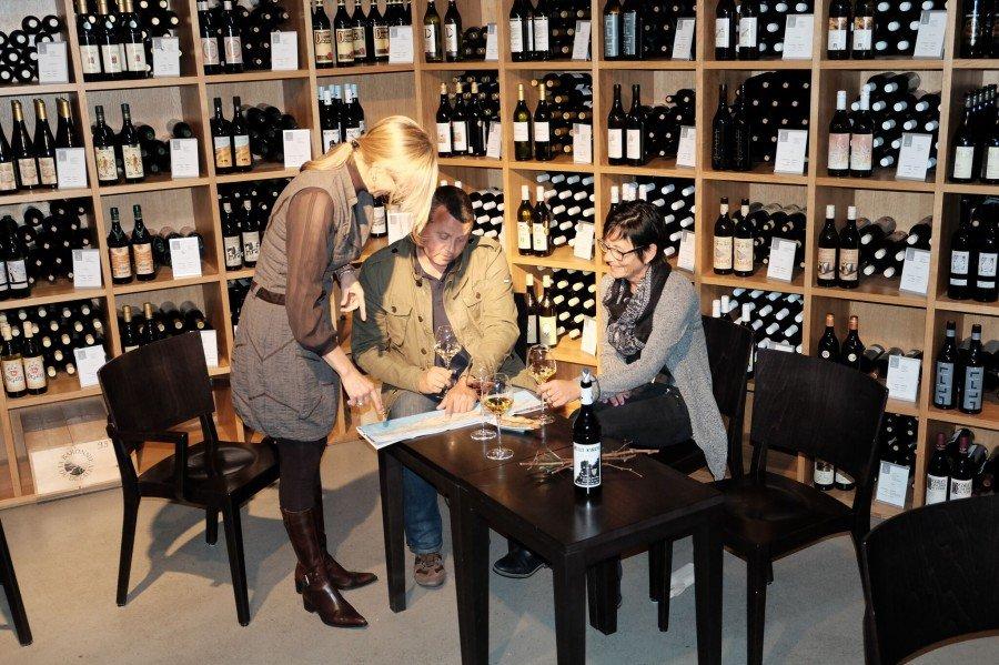 dégustation vin lavaux vinorama