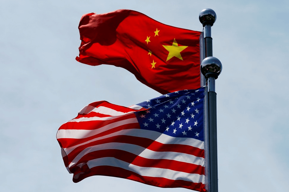 Relations between the United States and China are at a decades-long low, with Xi's speech signalling that decades more of struggle could lie ahead. Photo: Reuters