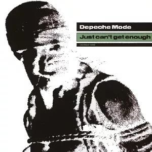 """Depeche Mode - Just Can't Get Enough - 12"""""""