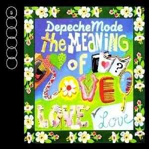 Depeche Mode - The meaning of love - CD