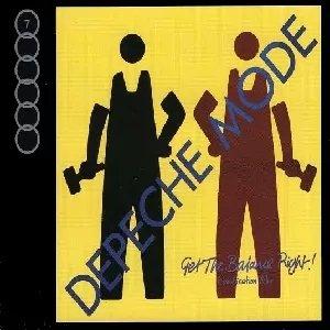 Depeche Mode - Get the balance right - CD