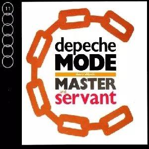 Depeche Mode - Master and servant - CD