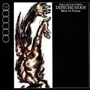 Depeche Mode - Shake the disease - CD