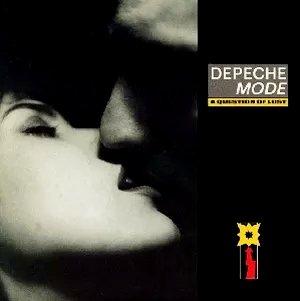 "Depeche Mode - A question of lust - 7"""