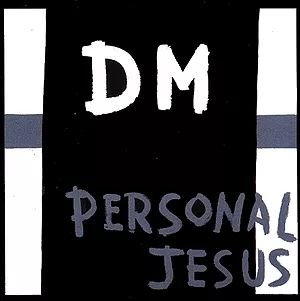 Depeche Mode - Personal Jesus - CD (Limited edition)