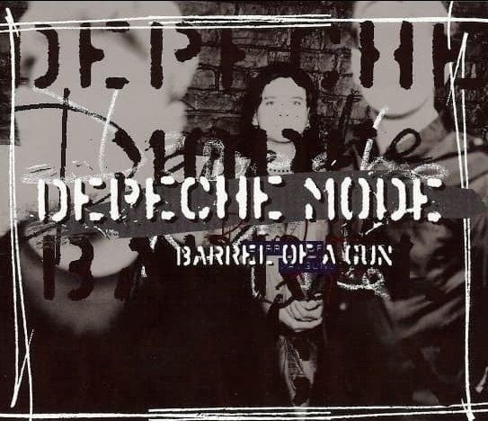 Depeche Mode - Barrel of a gun - CD