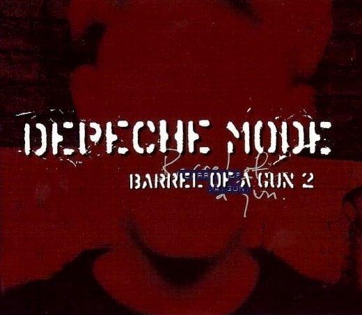 Depeche Mode - Barrel of a gun - CD [Limited edition]