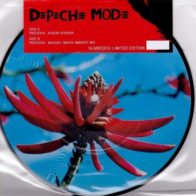 Depeche Mode - Precous - 7
