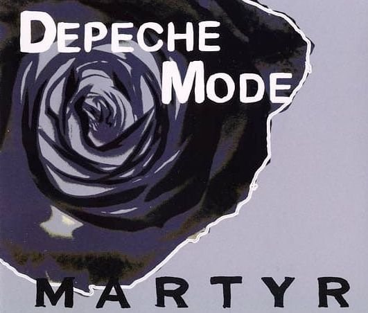 Depeche Mode - Martyr - LCD