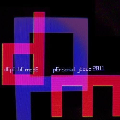 Depeche Mode - Personal Jesus 2011 - CD