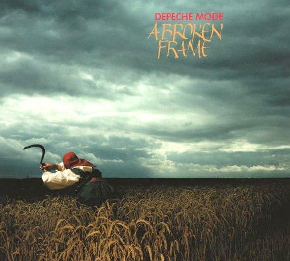 Depeche Mode - A broken frame - CD