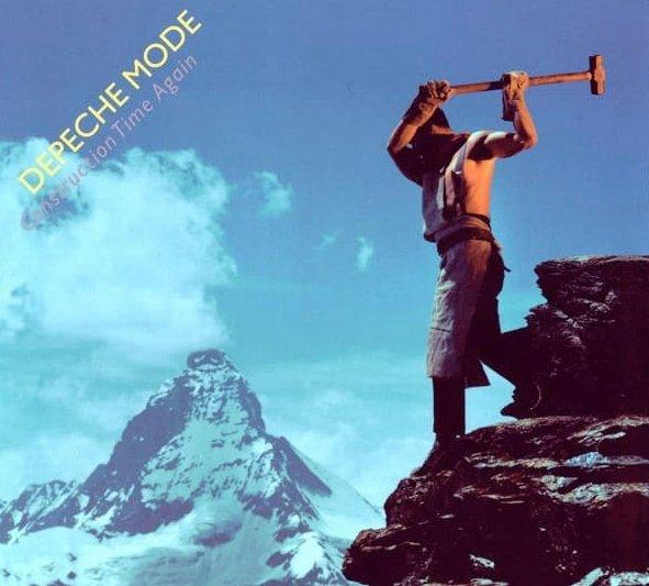 Depeche Mode - Construction time again - CD + DVD