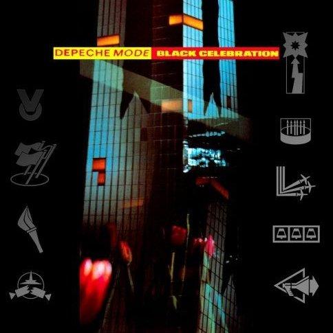 Depeche Mode - Black celebration - CD