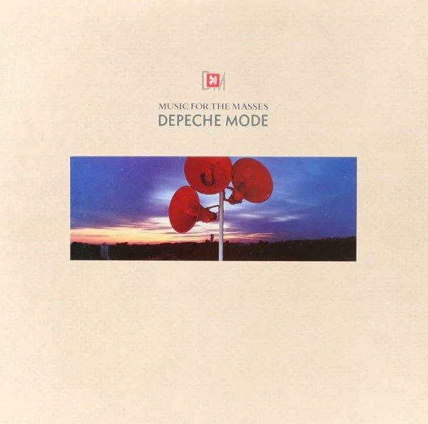 Depeche Mode - Music for the masses - 12