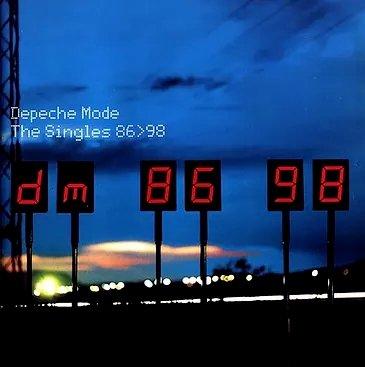 Depeche Mode - The singles 86>98 - CD