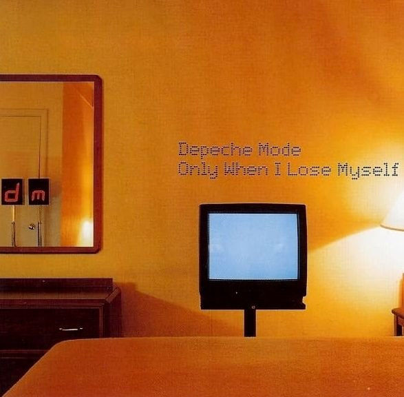 Depeche Mode - Only when i lose myself -