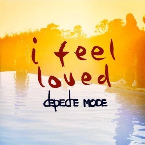 Depeche Mode - I feel loved -