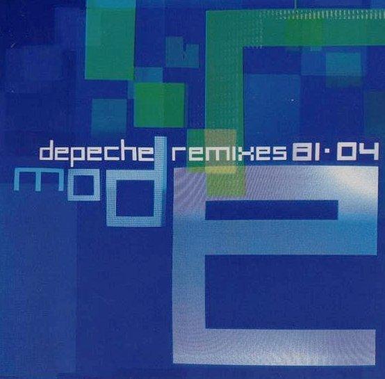 Depeche Mode - Remixes 81>04 - CD