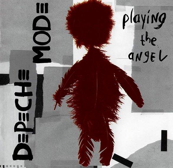 Depeche Mode - Playing the angel -  CD + DVD