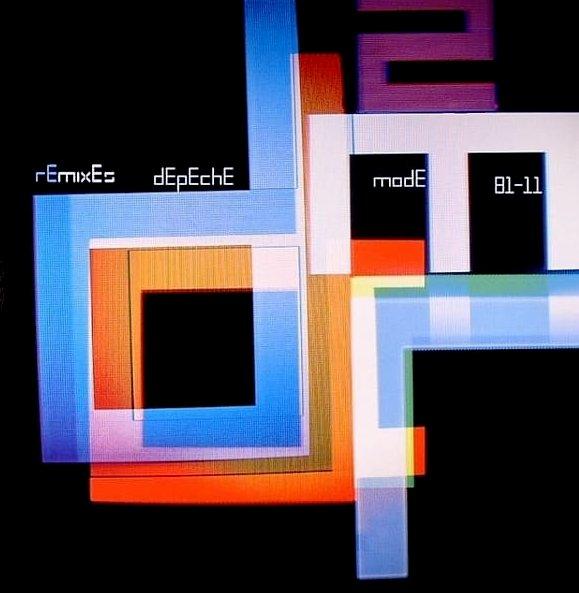 """Depeche Mode - The remixes2: 81-11 - 6 X 12"""""""