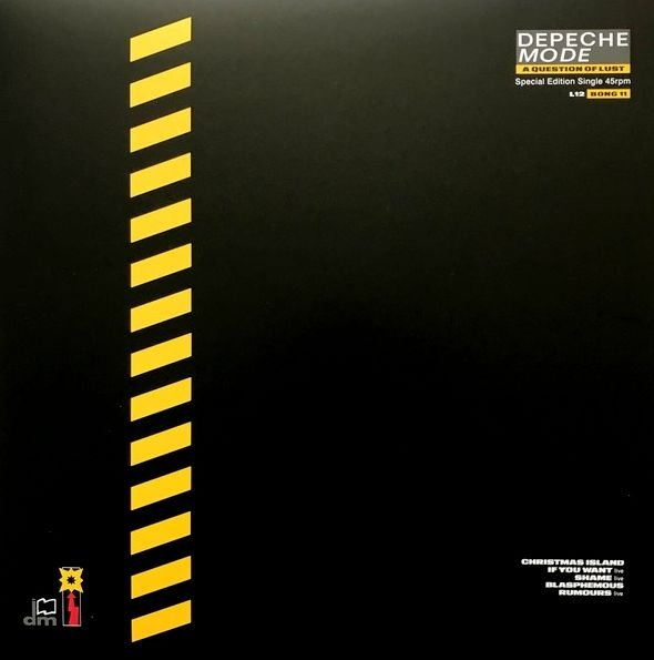 Depeche Mode - A question of lust - [Limited edition]