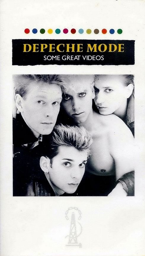 Depeche Mode - Some great videos -