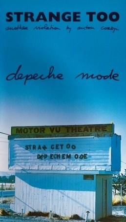 Depeche Mode - Strange too -