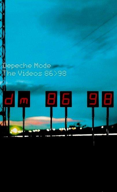 Depeche Mode - The videos 86>98 -