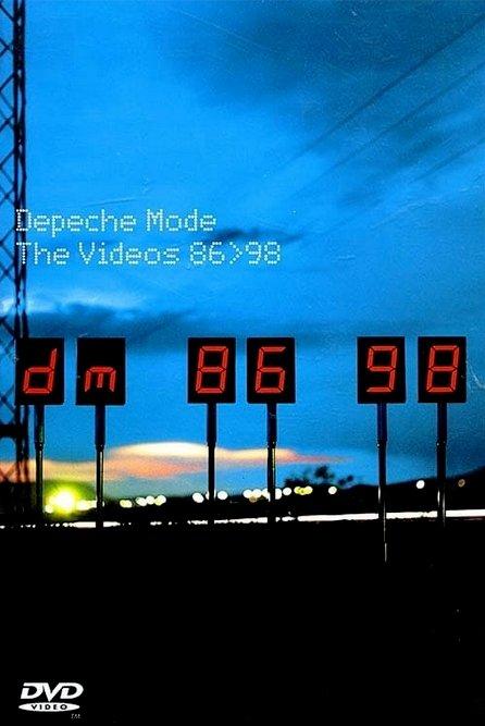 Depeche Mode - The videos 86>98 - [DVD]