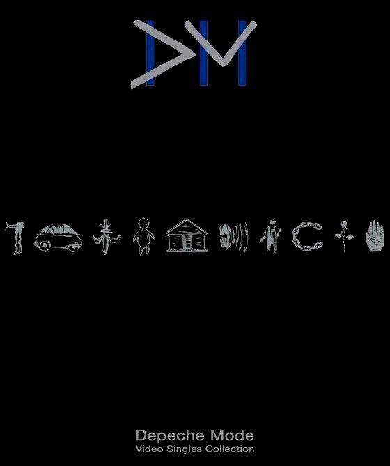 Depeche Mode - Video singles collection - [DVD]