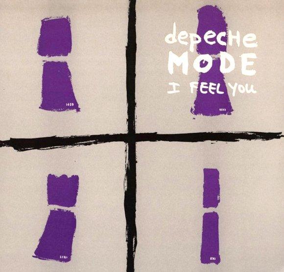 Depeche Mode - I feel you - 12BONG21