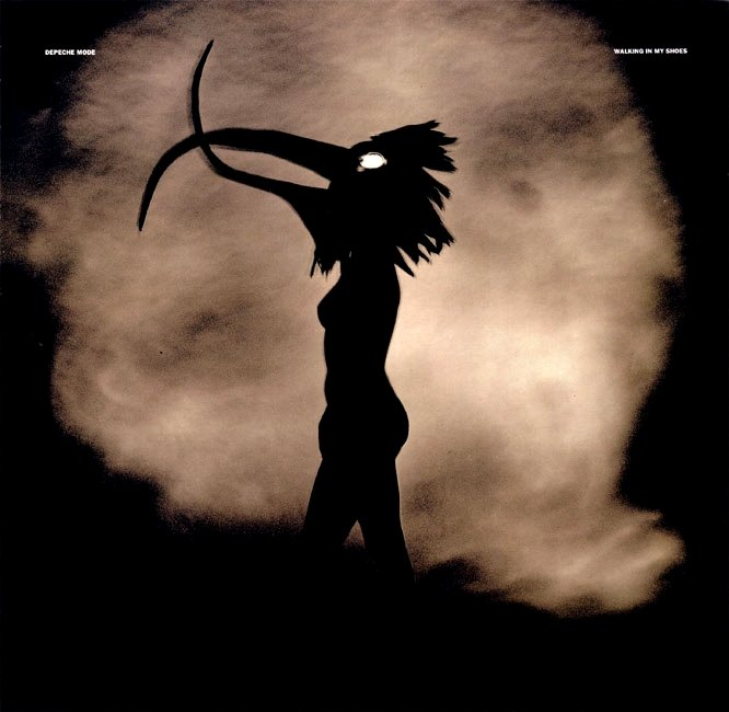 Depeche Mode - Walkking my shoes - L12BONG22