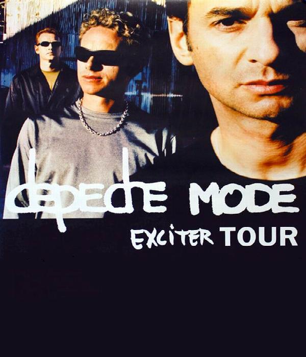 Depeche Mode - Exciter Tour -