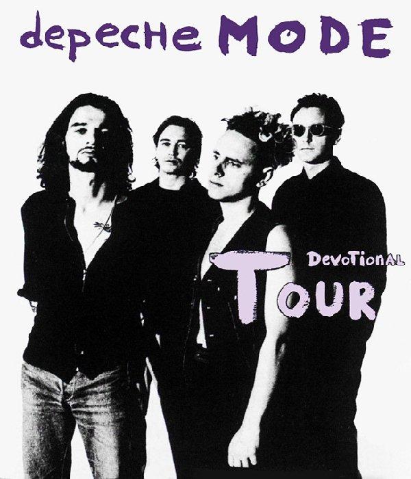 Depeche Mode - Devotional Tour -