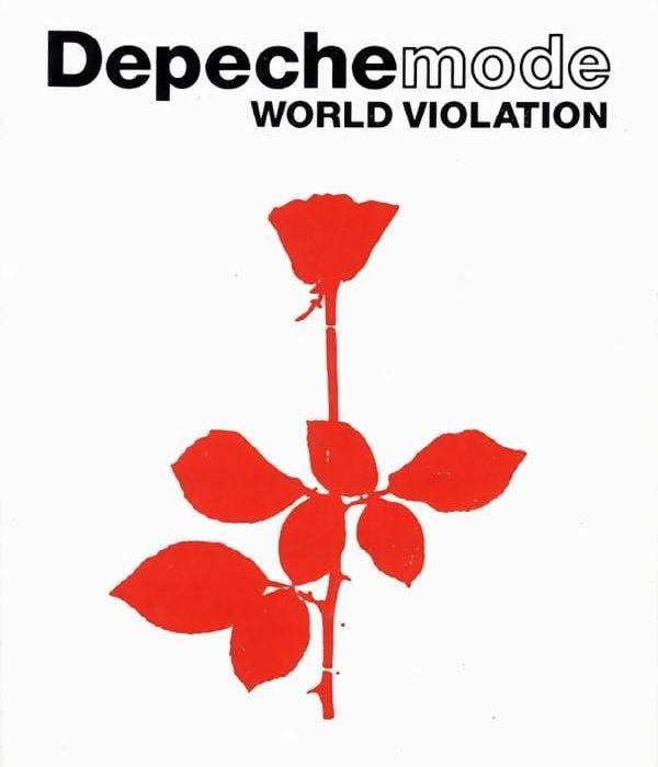 Depeche Mode - World Violation Tour -