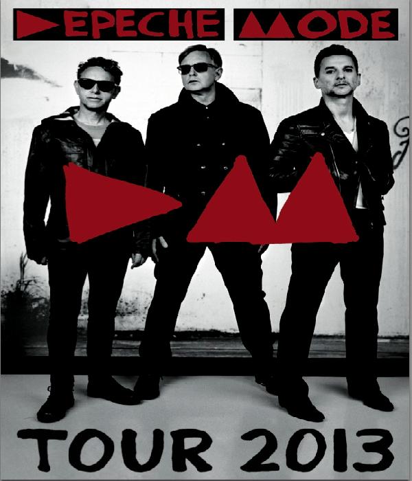 Depeche Mode - Delta Machine Tour -