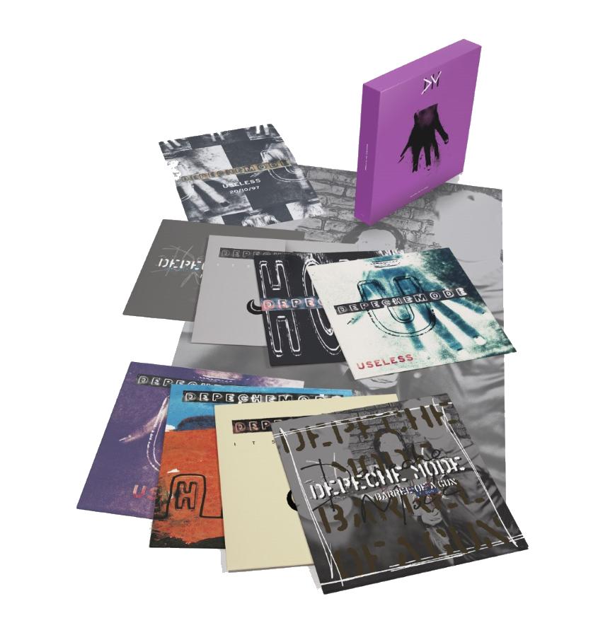 Depeche Mode: Ultra: The 12