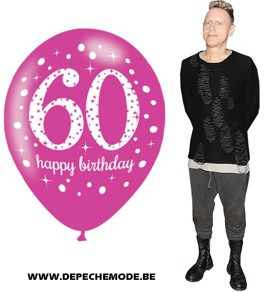Happy birthday Martin !