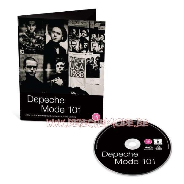 Depeche Mode - 101 : Blu-Ray