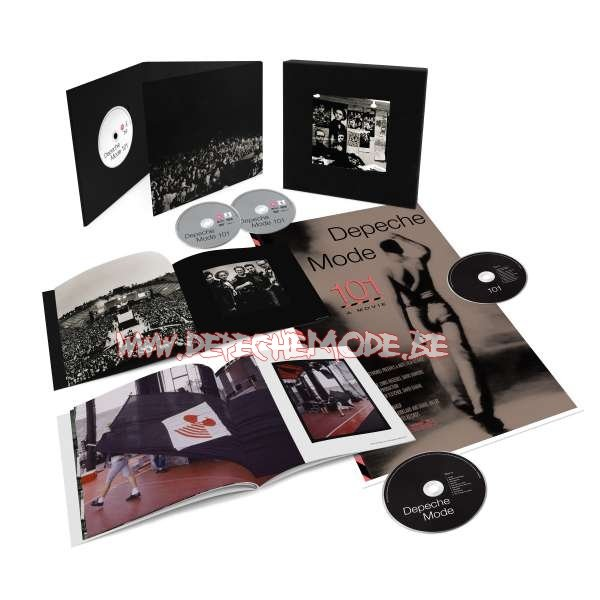 Depeche Mode: 101 - Deluxe edition